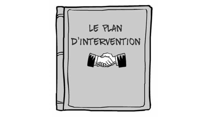 Plan d'intervention ~ À déterminer